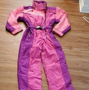 Vintage Retro Kaelin 80/90's Ski Suit